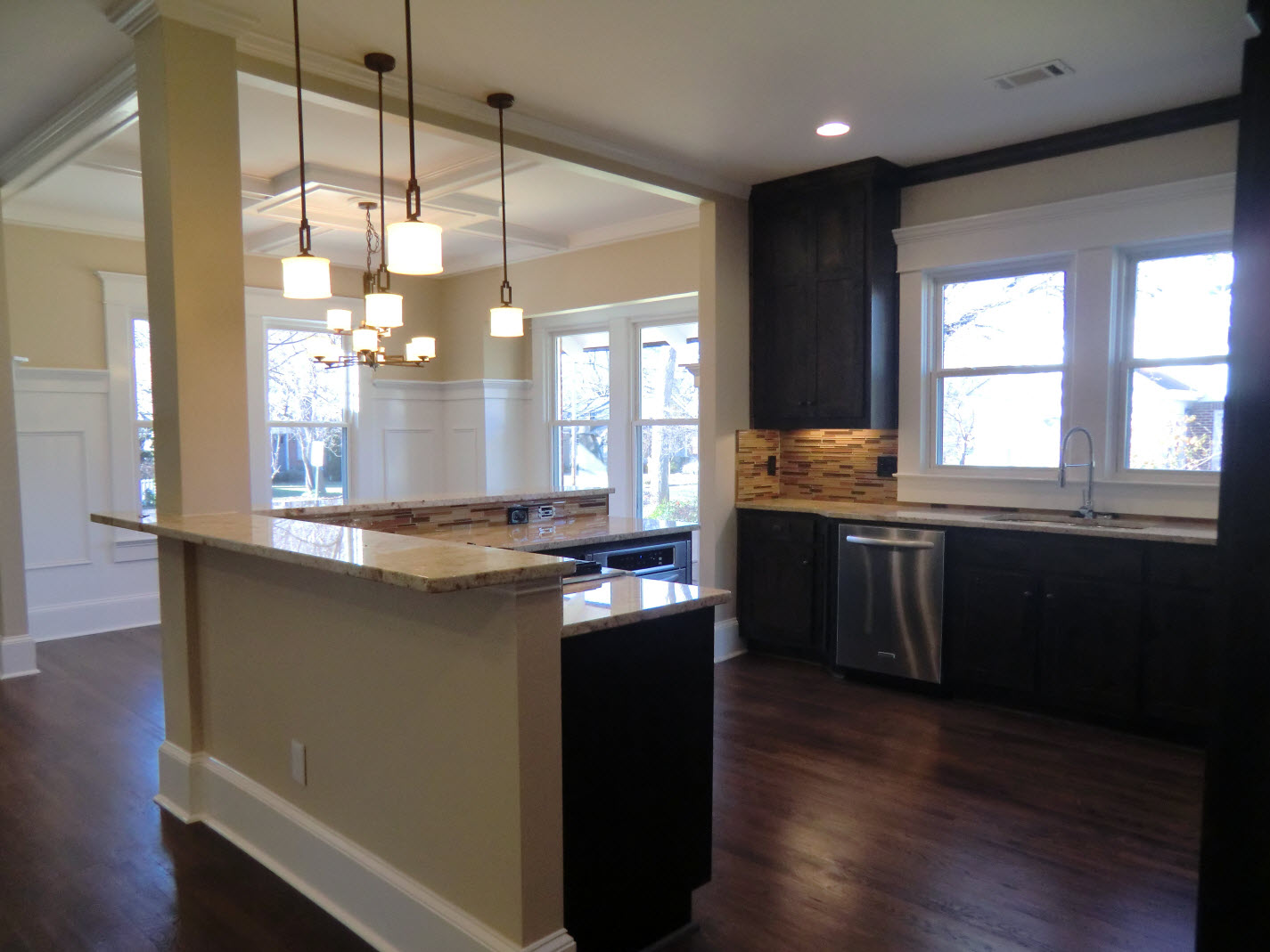 Kitchen And Family Room Design500400 Open Kitchen Family Room Houzz 99 Similar