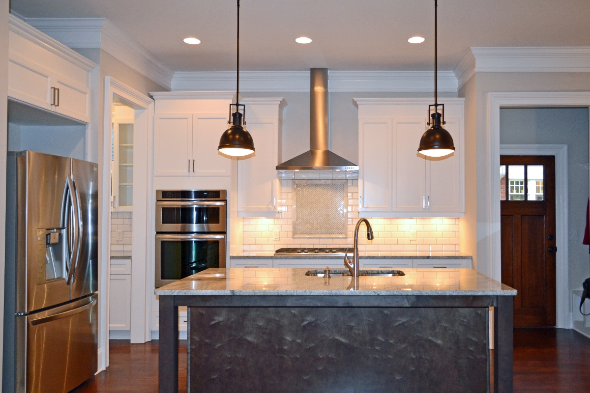 Kitchen vision pointe homes for Vision homes